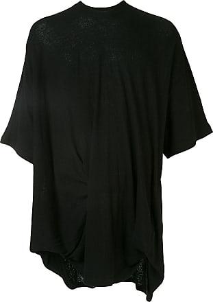 Julius Camiseta canelada - Preto