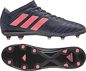 new arrival dc5a3 eea92 adidas Damen Nemeziz 17.3 FG Fußballschuhe blau rot schwarz