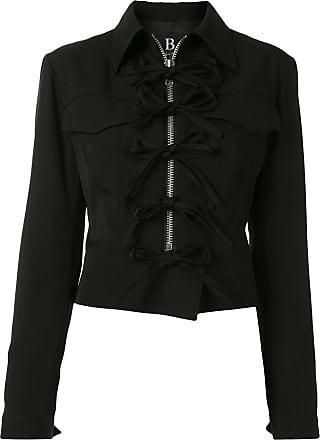 Yohji Yamamoto B/Buddha fitted jacket - Black