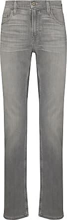 Paige Calça jeans slim Federal - Cinza