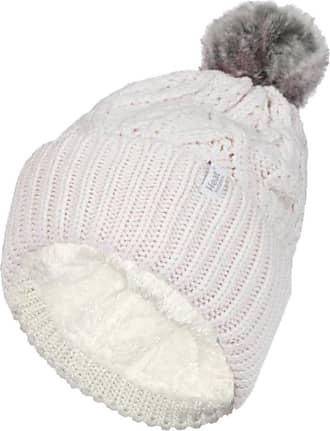 Heat Holders 1 Ladies Genuine Heatweaver Thermal Winter Warm HAT 5 Variations - Alesund, Nora, Solna, Areden, Lund (Cream - SOLNA)
