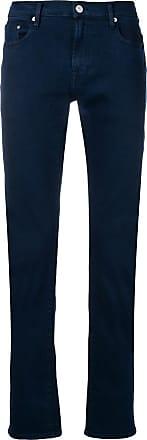 Paul Smith Calça jeans slim - Azul