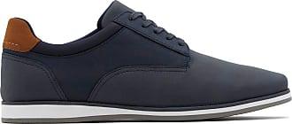 Aldo Mens Toppole Casual Shoes Blue Size: 10.5