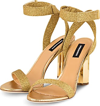 Dsquared2 Sandaletten - GOLD