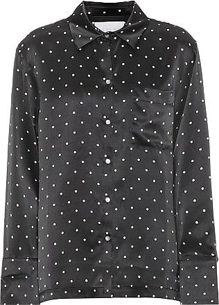 Asceno Pyjama-Oberteil aus Seide