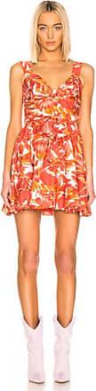Alexis Ilda Dress in Floral,Orange,Tropical