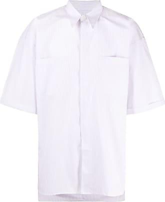 Givenchy Camisa risca de giz - Branco