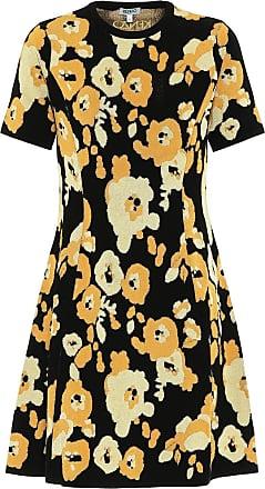 Kenzo Floral jacquard dress