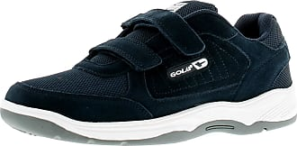 Gola Belmont Suede Wide F Mens Synthetic Material Trainers Navy - 10 UK