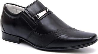 Generico Sapato social masculino super confort, em legitimo couro mestiço(pelica), solado de borracha, forrado com napa de couro, palmilha espumada modelo 4209