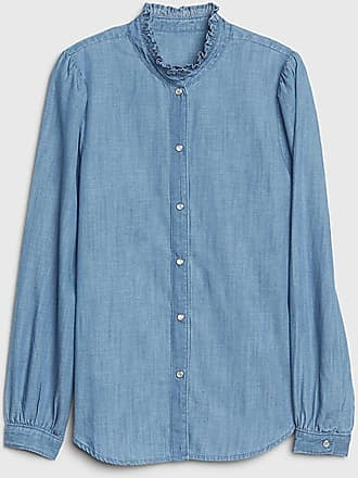 GAP Camisa GAP Azul