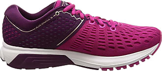 Brooks Womens Ravenna 9 Running Shoes, Multicolour (Pink/Plum/Champagne 630), 3.5 UK