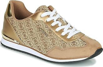 Guess Sneakers Women Gold Sneakers Low Gold Size: 2/2.5 UK