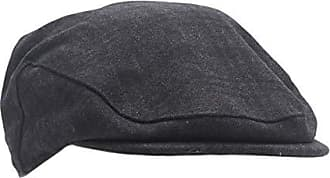 Dockers Mens Ivy Newsboy Hat, Charcoal, Large/Extra Large