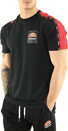 Ellesse Mens Sesia T-Shirt, Black, XL