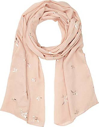 86e197251ec0 Pieces Pcillumina Long Scarf, Echarpe Femme, Rose (Evening Sand Evening  Sand),