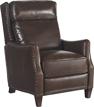 Universal Furniture Jackson Leather Recliner with Nailhead Trim Driftwood - 790555-793