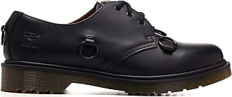 Raf Simons Fashion Man 201933D00099 Black Leather Lace-up Shoes | Spring Summer 20