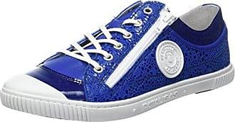 Freizeitaktivitäten Damen Pataugas SwingZ blau Schnürschuhe