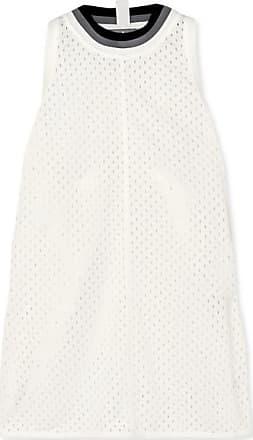 adidas by Stella McCartney Train Climalite Mesh Tank - White