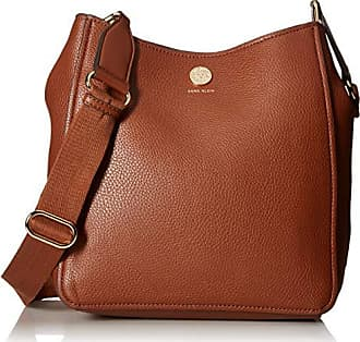 Anne Klein a Hinge Soft Bucket Bag, mocha