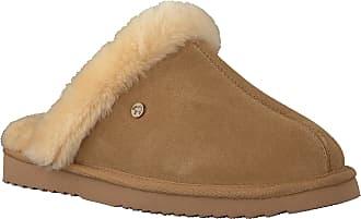 Damen Pantoffeln in Braun Shoppen: bis zu −30% | Stylight