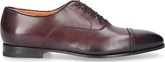 Santoni Business Shoes Oxford 16207