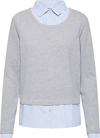 Only Sweatshirt ffally grau