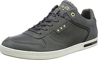 foncé Homme Gris Low AURONZO 41 EU Premium Baskets D'oro Pantofola Uomo xBTY8Sq