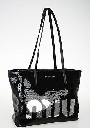 Miu Miu Shopping Bag in Paillettes taglia Unica