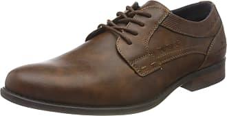 Tom Tailor Mens 7980001 Derbys, Brown (Cognac 00205), 11.5 UK
