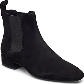 Vagabond Mira Black Svarta klassiska chelsea boots