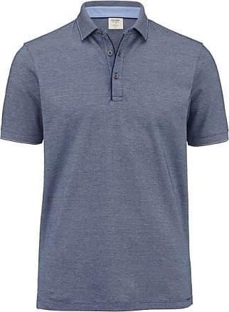 Olymp Level Five Casual Polo-shirt, body fit, Nachtblau, XXL