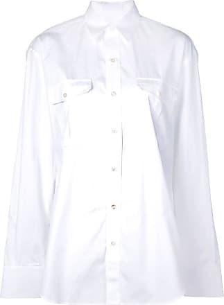 Wardrobe.NYC Release 03 tailored poplin shirt - White