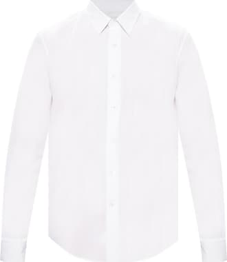 Lanvin Logo Shirt Mens White