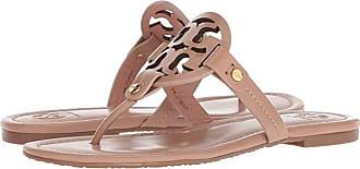 Tory Burch Miller Flip Flop Sandal (Vintage Vachetta) Womens Shoes