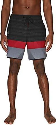 Medium Frnblue Spyder Mens Chroma Series Stretch Hybrid 19 BoardWalker Swim Short