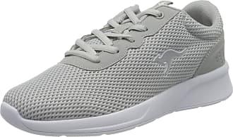 Kangaroos Womens KF-A Deal Low-Top Sneakers, Grey (Vapor Grey 2004), 7.5 UK