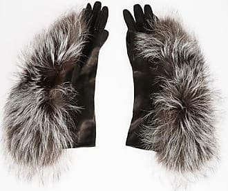 Maison Margiela MM1 Real Fur and Leather Gloves size M