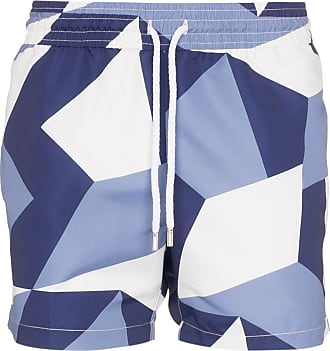 Frescobol Carioca Short de natação CA Modernist - Azul