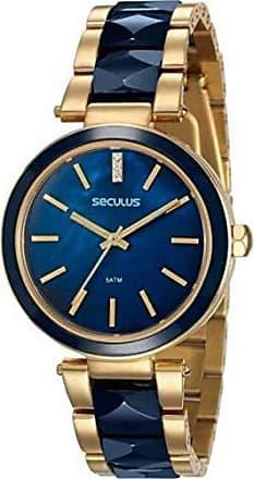 Seculus Relógio Seculus Feminino 20596lpsvdq1
