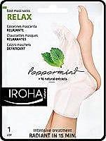 Iroha Nature Relaxing Peppermint Foot Mask Socks