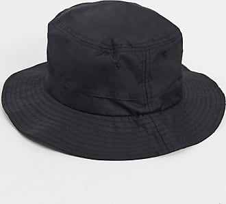 Weekday Connected bucket hat in black