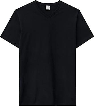 Malwee Camiseta Tradicional,Malwee, Masculino, Preto, GG