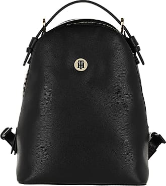 Tommy Hilfiger Classic Saffiano Backpack Black