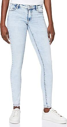 Vero Moda Womens Vmlydia Lr Skinny Jeans Li321 Ga Noos Ci, Hellblau, 26W / 32L