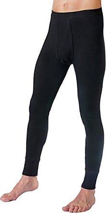 HERMKO 3440 Herren 3//4-lange Unterhose mit Eingriff wadenlange Unterziehhose aus 100/% Baumwolle in Feinripp