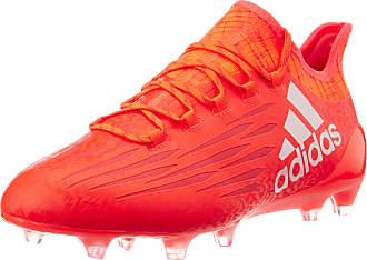 cheap for discount 61330 7db02 adidas X 16.1 Fg, Mens Footbal Shoes, Red (Solar Redsilver Metallic