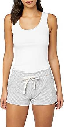 Skiny Sleep Mix /& Match Shirt Kurzarm Camiseta de Pijama para Mujer
