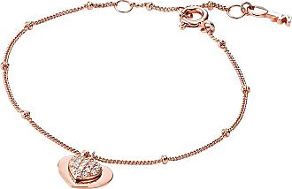 Michael Kors MKC1118AN791 Love Heart Duo Bracelet Roségold